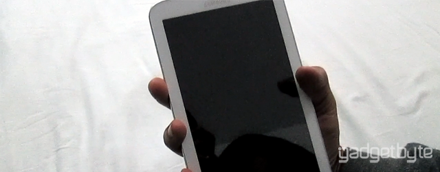 samsung galaxy tab 3 Picture front