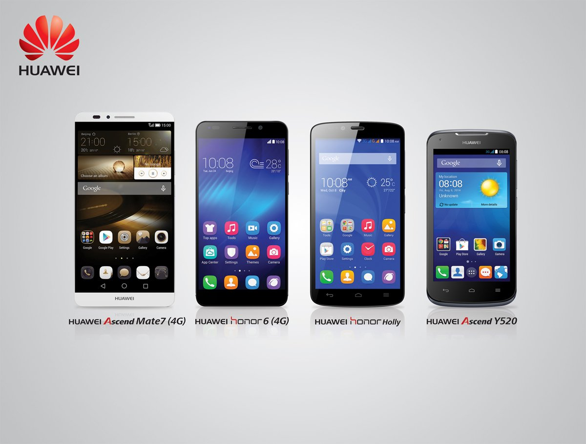 Huawei Launches Honor Holly  Honor 6  U0026 Other Series In Nepal
