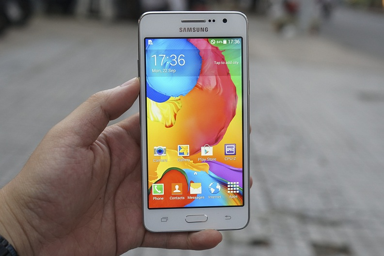 Samsung galaxy grand prime g530h full specification