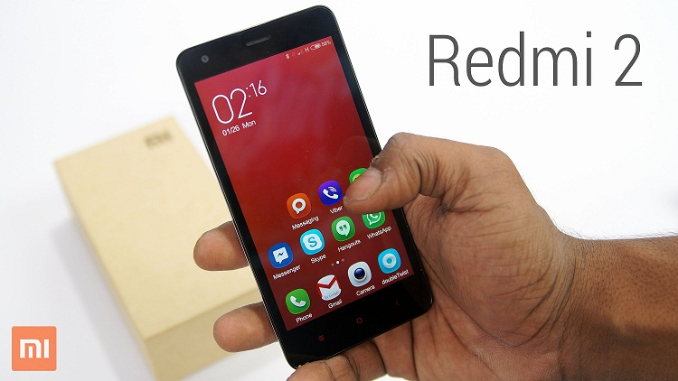 Xiaomi Redmi 2 is priced at NRs.14,900 in Nepal
