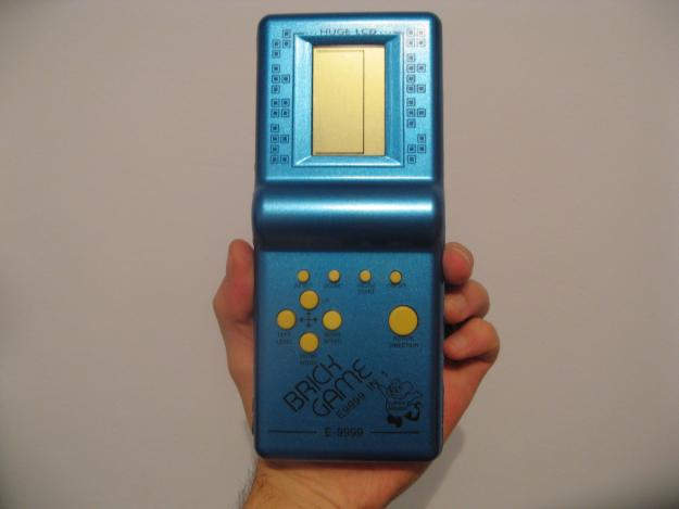 9999 in 1 - Brick Game - user manual - Find Tetris 4K ...