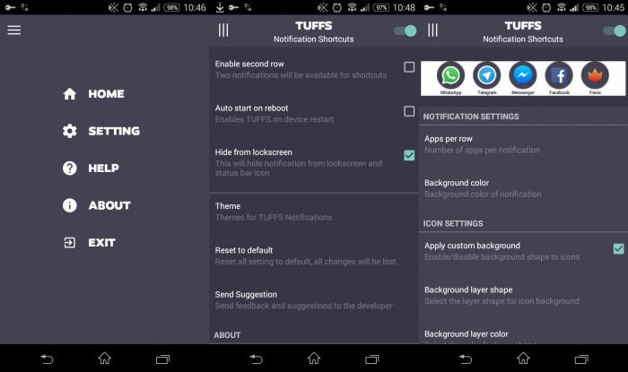 Top 5 Android Apps - Tuffs