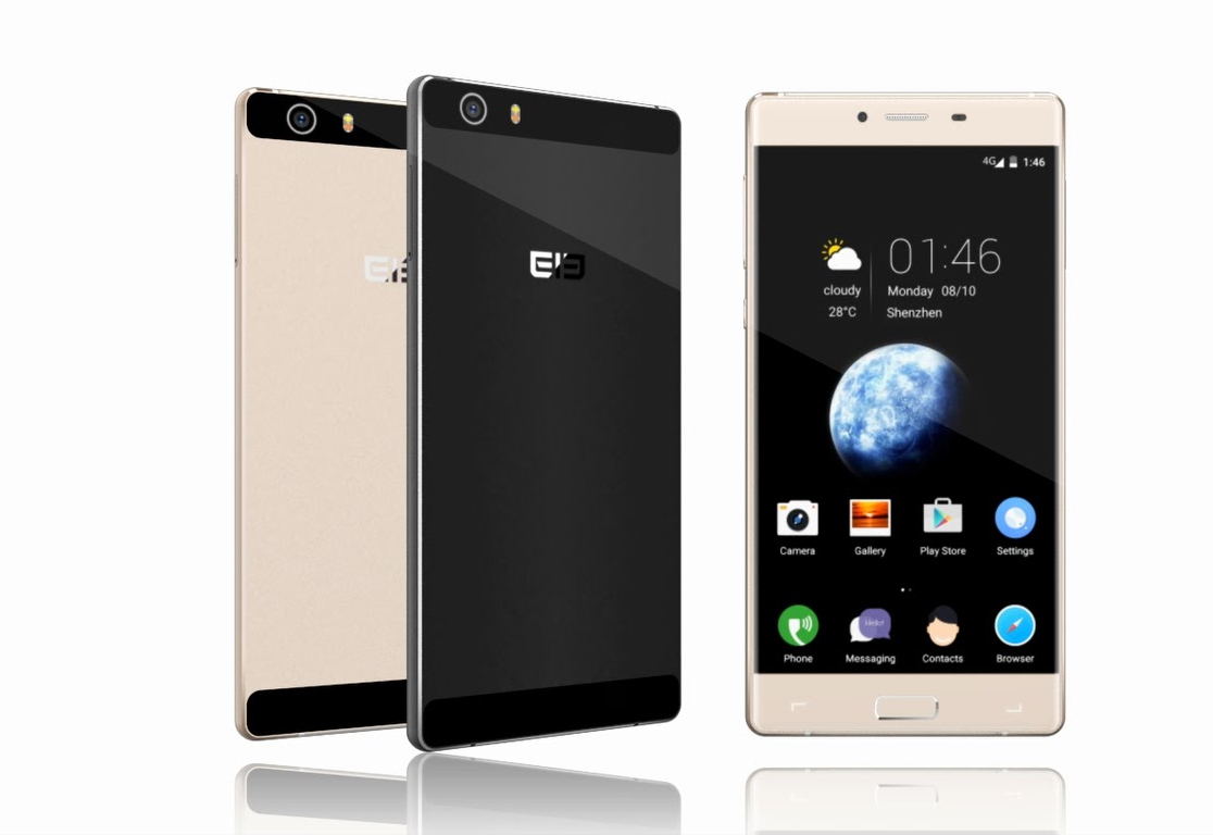 Elephone M2 is priced at Rs. 28,800 in Nepal