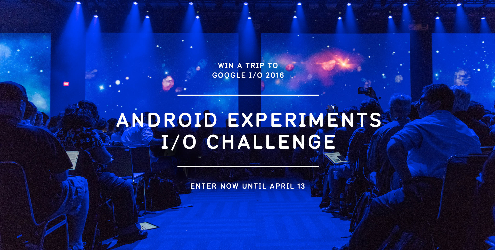 Android Experiments I/O Challenge