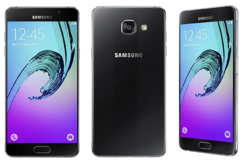 Samsung Galaxy A5 and Galaxy A7 2016