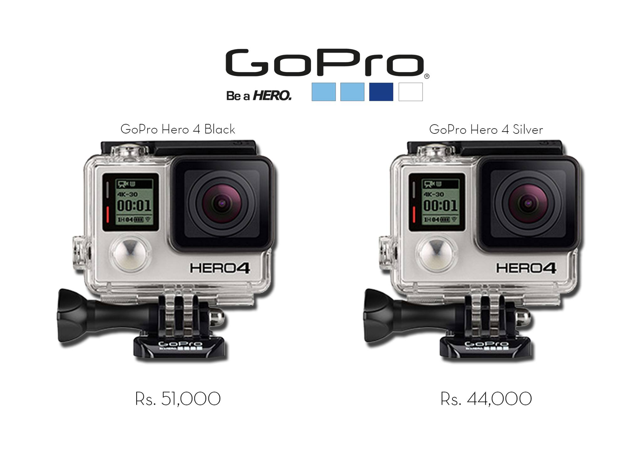 gopro hero4 price in nepal gadgetbyte nepal. Black Bedroom Furniture Sets. Home Design Ideas