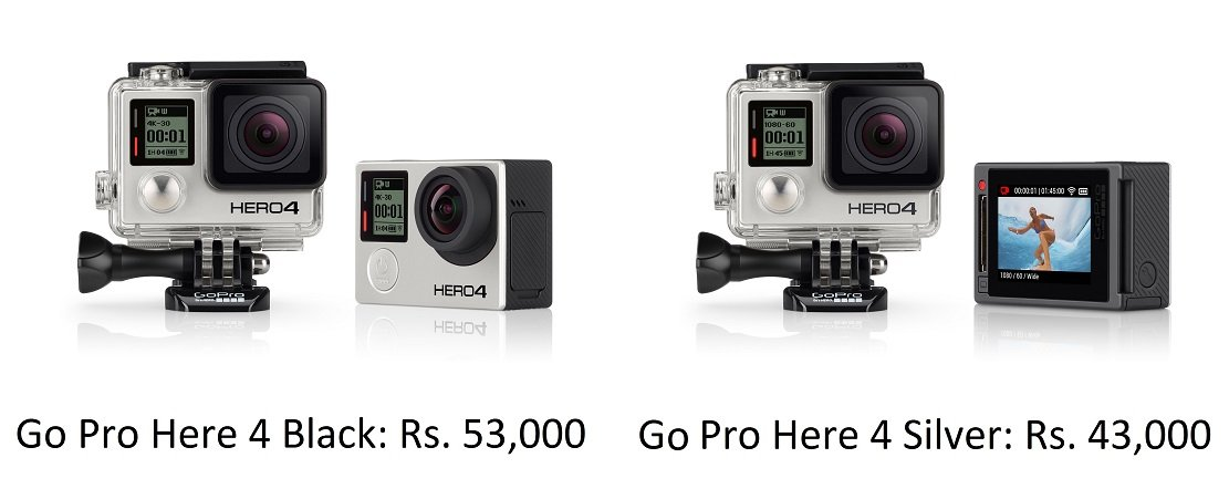 GoPRo Hero4 Price In Nepal GadgetByte