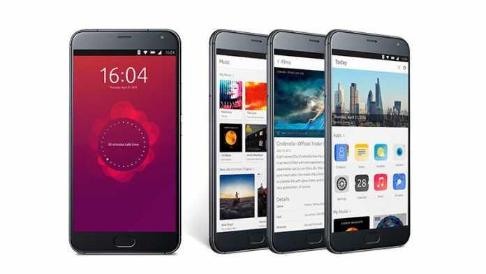Meizu Pro 5 Ubuntu