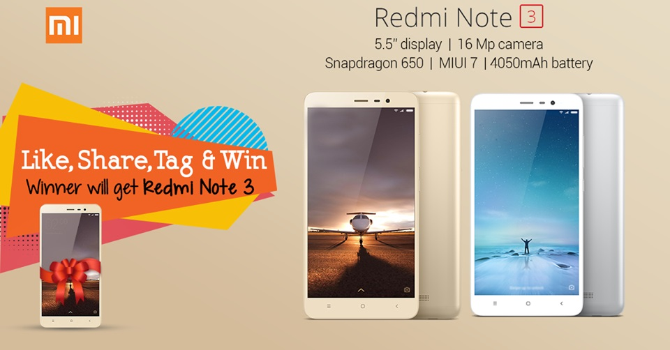 Xiaomi Set To Launch Redmi Note 4 And Redmi 4x In Mexico: Xiaomi Redmi Note 3 Latest Official Price In Nepal