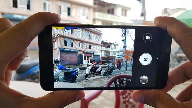 elephone s1 camera