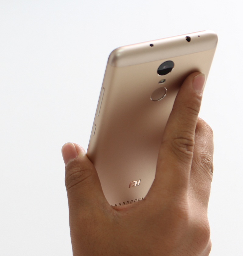 redmi note 3 fingerprint