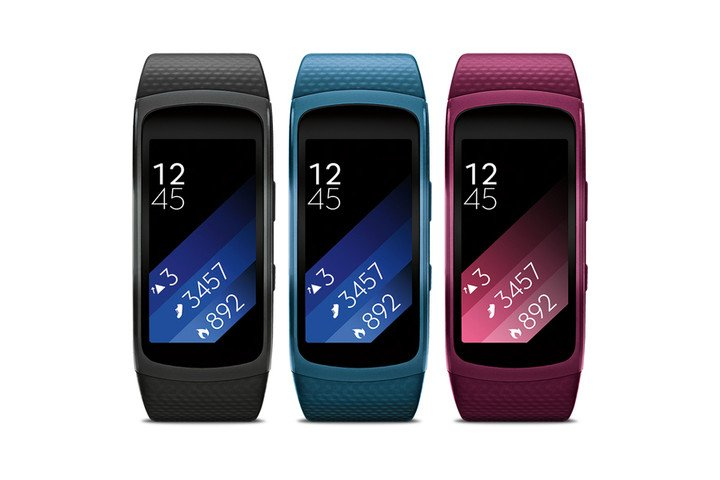 gear fit 2 front view