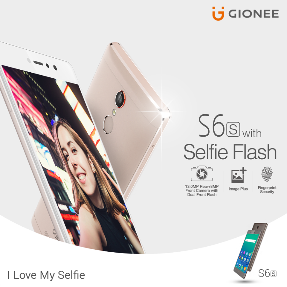 Gionee S6s Price, Specs, Review in Nepal - Gadgetbyte Nepal