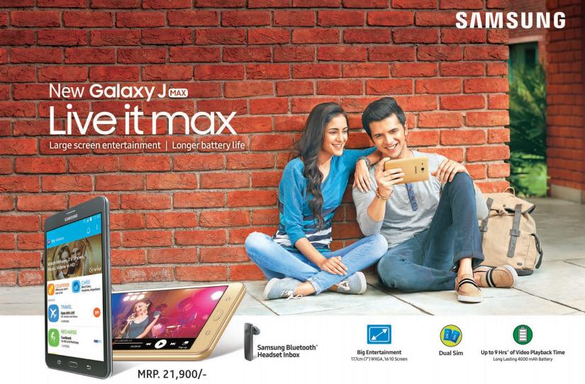 Samsung Galaxy J Max price in Nepal