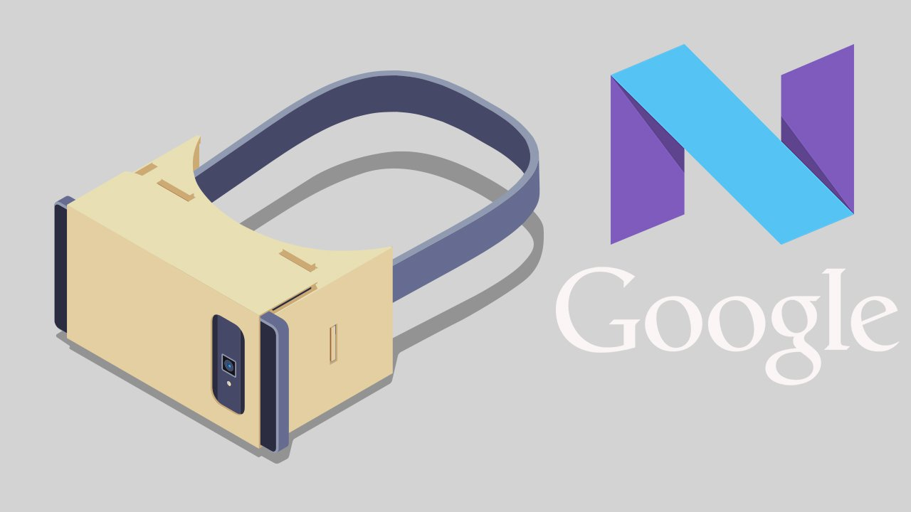 VR Android N