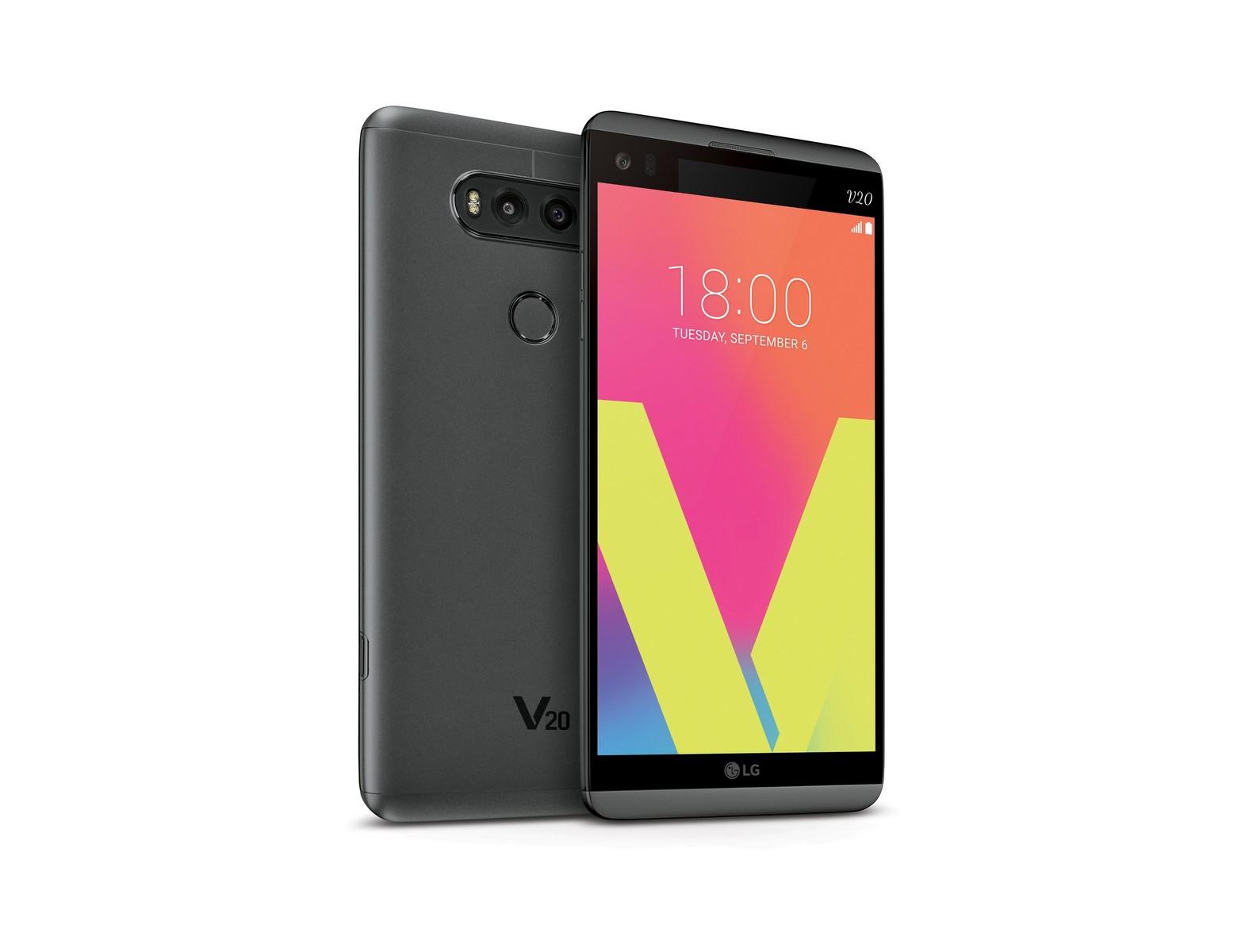 LG V20 official image