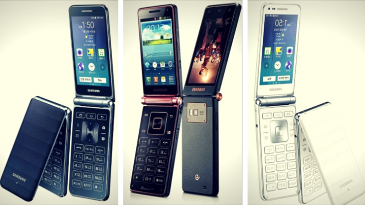 If leaks are to be believed, the Samsung Galaxy Folder 2 is a great flip phone.