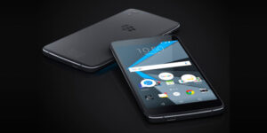 BlackBerry DTEK60 could share its design with the DTEK50.