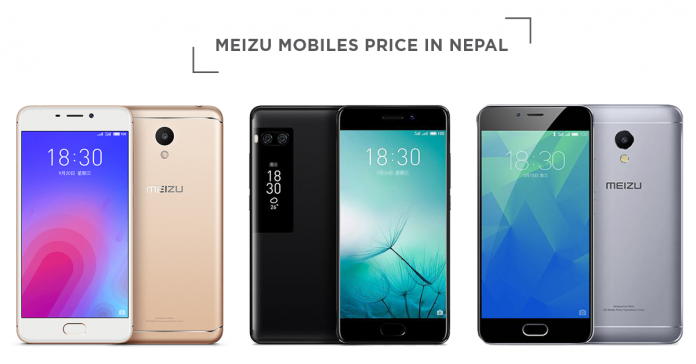 meizu mobiles price in nepal