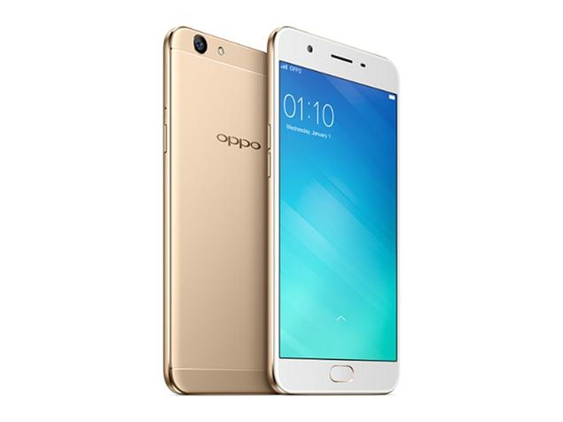OPPO has priced F1s Gold at Rs. 32,390 in Nepal.