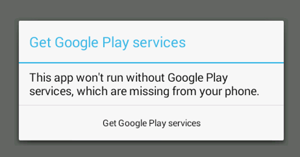 wont-run-without-google-play