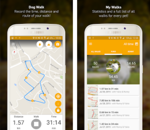 dog-walk-app