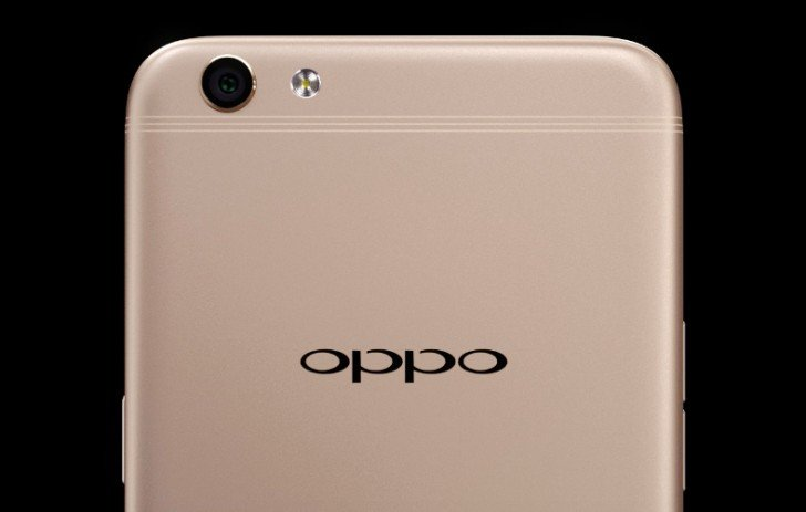 The Oppo R9s and R9s Plus will have a redesigned antenna lines.