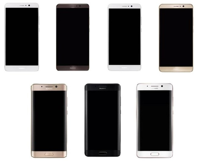 Huawei Mate 9 and Mate 9 Pro will feature designs we have already seen in the past.