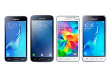 Budget samsung Smartphones Price in Nepal
