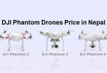 Drones in Nepal - DJI with Price