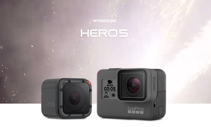 GoPro Hero5 Black Now In Nepal GadgetByte