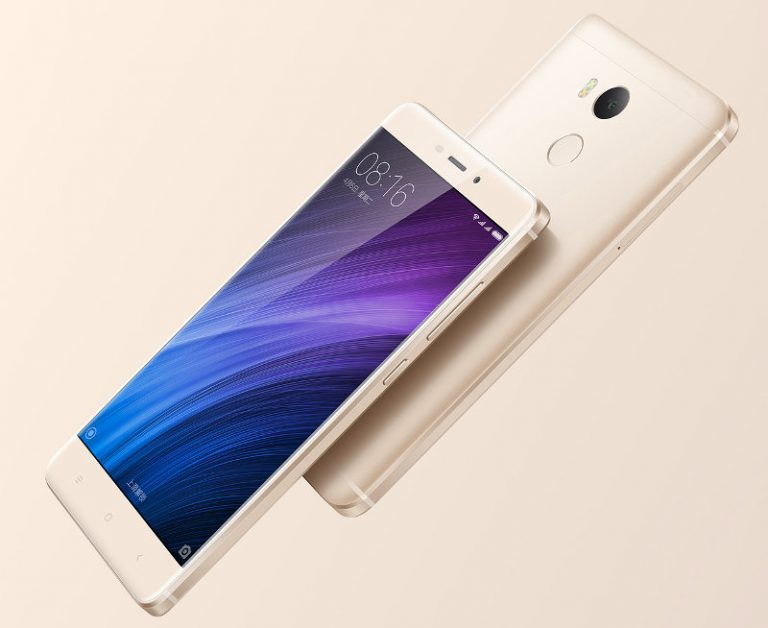 Xiaomi Releases Affordable Redmi 4 and Redmi 4A Smartphones