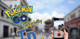 Pokemon Go Nepal official