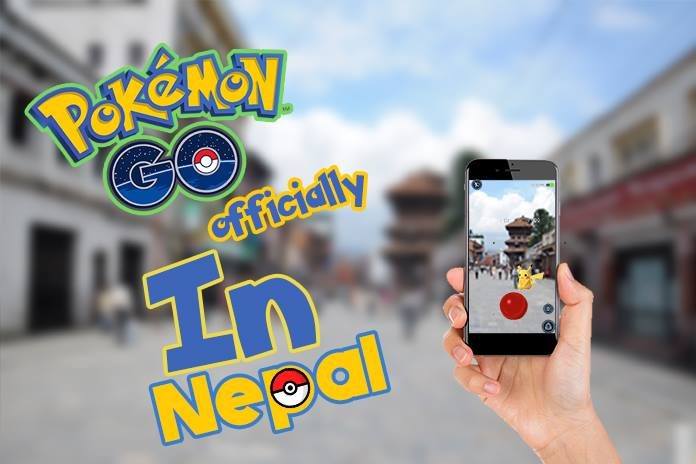 Pokemon Go Nepal official