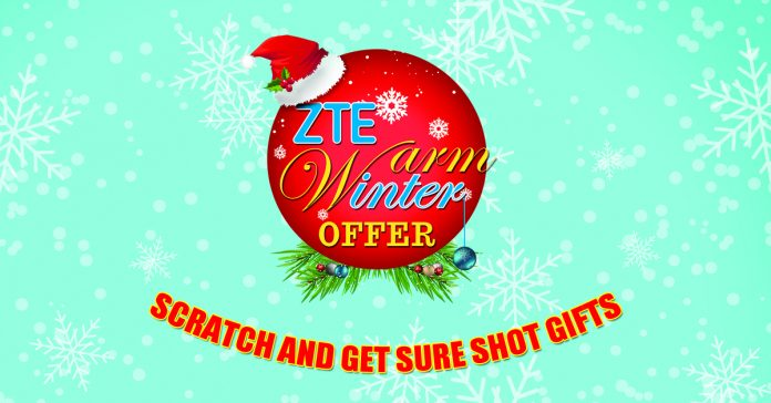 ZTE Warm Winter