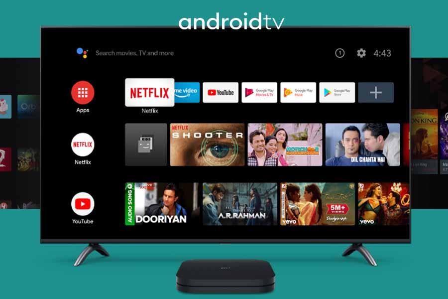 Mi Box 4K Android TV