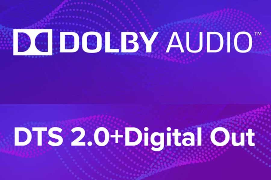 Dolby Audio, DTS 2.0