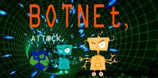 botnet DDoS Nepal
