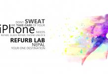 iphone broken screen repair in nepal lcd refurb lab