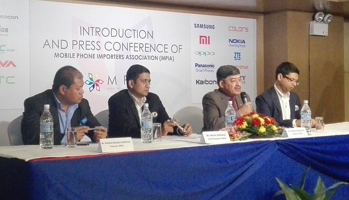 Mobile Phone Importers Form an Association in Nepal – GadgetByte Nepal