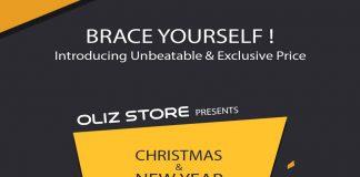 Oliz Store Christmas Sale Price Nepal