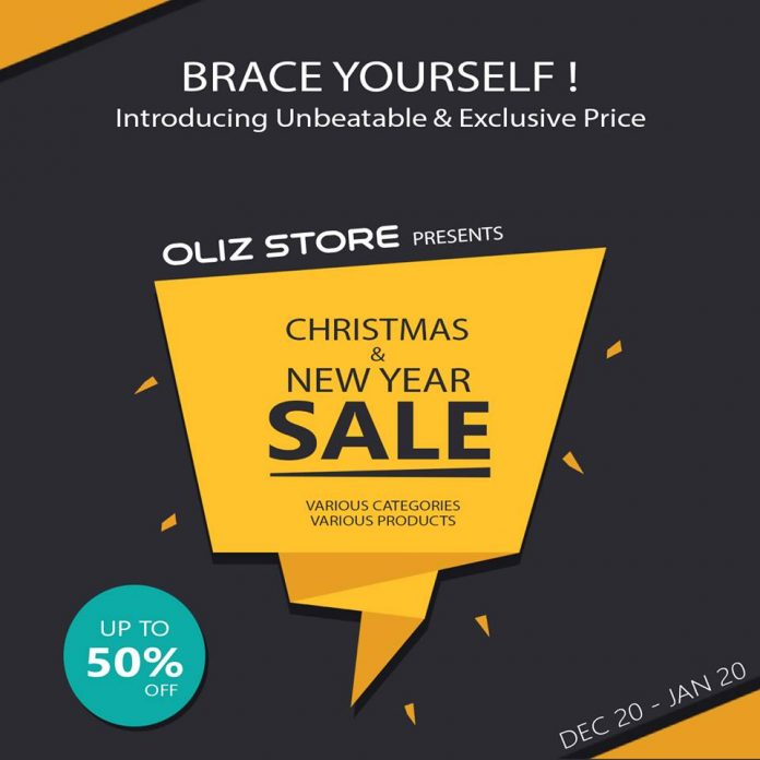 Oliz Store Christmas Sale Price Nepal