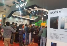 Sony in CAN InfoTech 2017