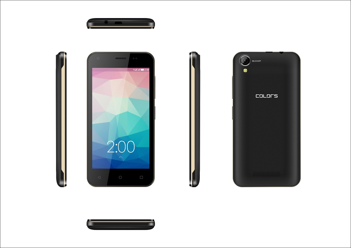 Colors Pride P32 Launched in Nepal (Budget Android Phone