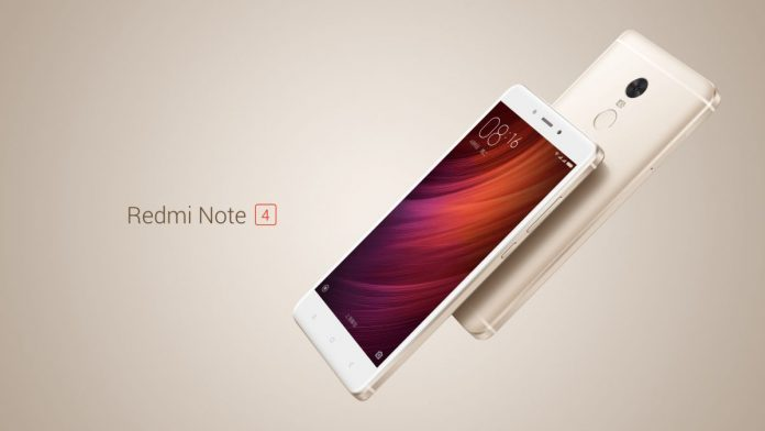 Xiaomi Redmi Note 4 - Best smartphones with 4 GB RAM under 35,000