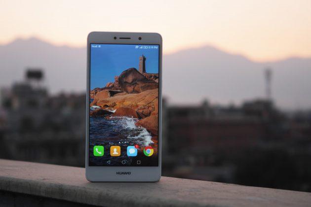 Huawei GR5 2017 front design
