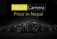 nikon camera price nepal