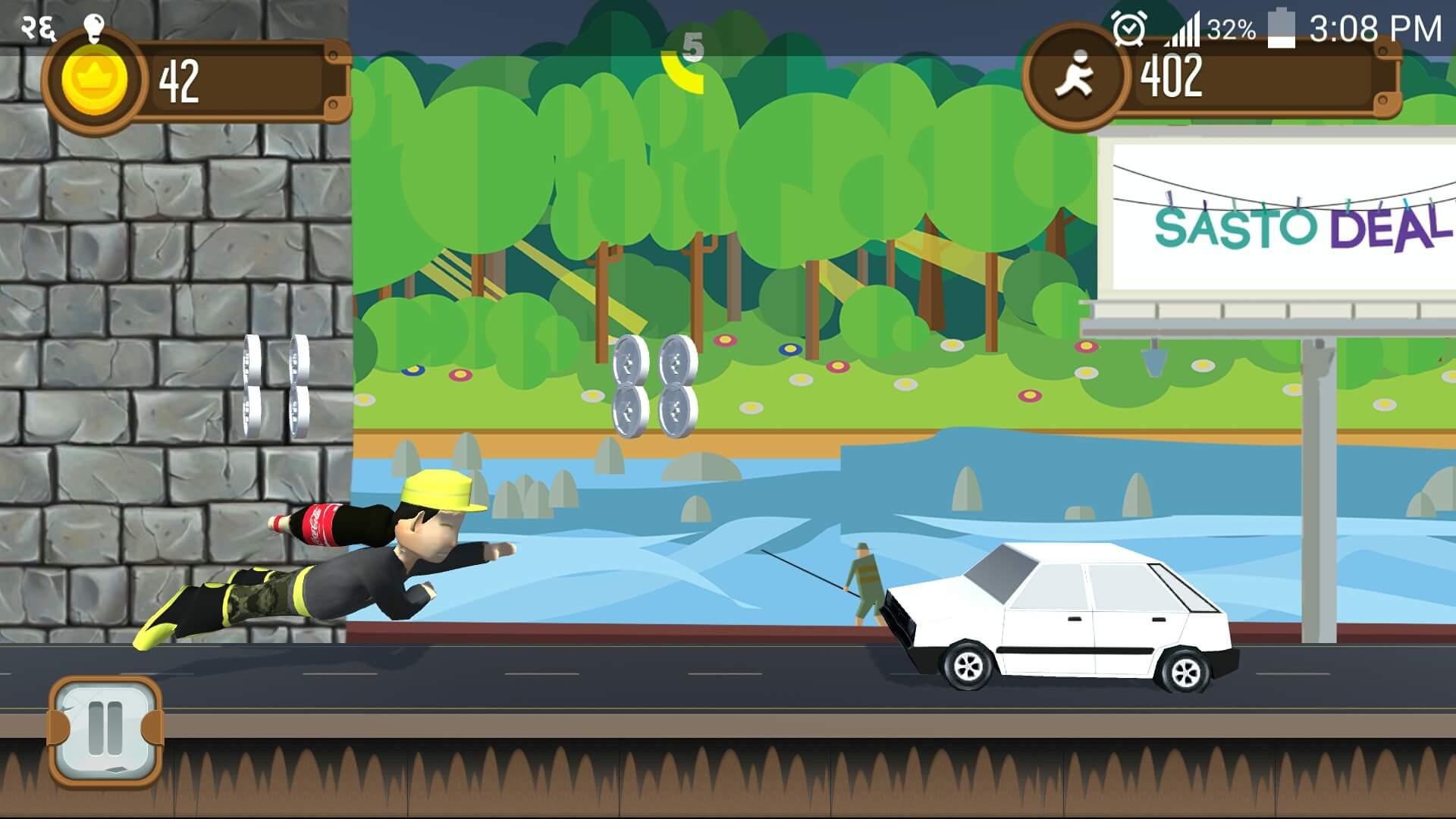 Haku Run : Game Review – GadgetByte Nepal