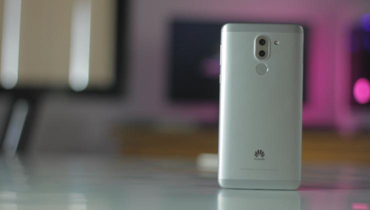 Huawei GR5 2017 BackDesign