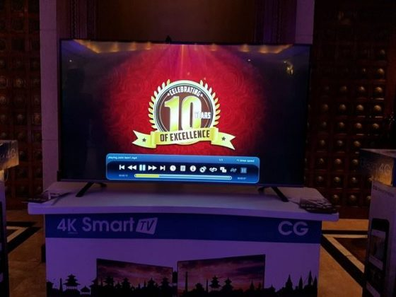 CG 4K TV price in Nepal